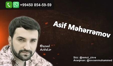 دانلود آهنگ آذربایجانی جدید Asif Meherremov به نام Sus